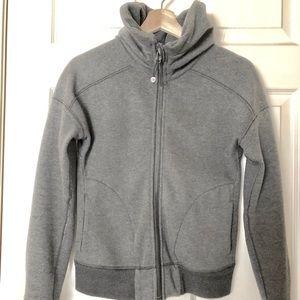 Lululemon zip up jacket size 2